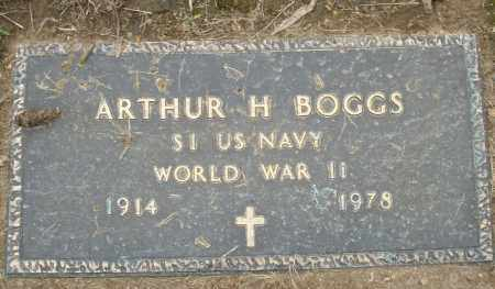 BOGGS, ARTHUR H. - Madison County, Ohio | ARTHUR H. BOGGS - Ohio Gravestone Photos