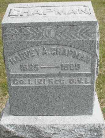 CHAPMAN, HARVEY A. - Madison County, Ohio | HARVEY A. CHAPMAN - Ohio Gravestone Photos