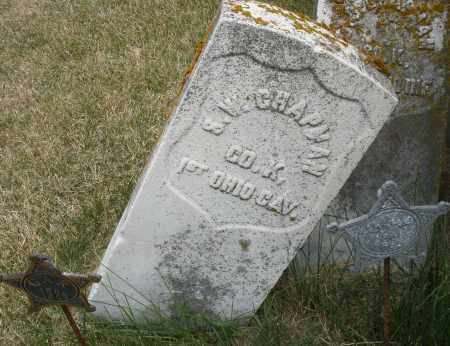 CHAPMAN, S. W. - Madison County, Ohio | S. W. CHAPMAN - Ohio Gravestone Photos