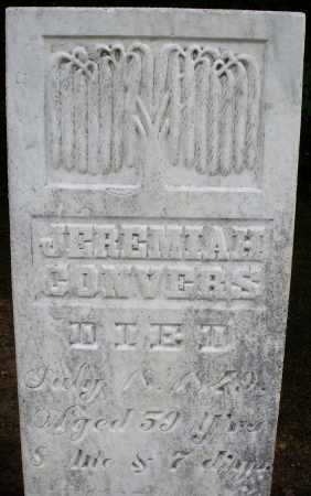 CONVERS, JEREMIAH - Madison County, Ohio | JEREMIAH CONVERS - Ohio Gravestone Photos