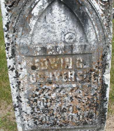 CONVERSE, EDWIN G. - Madison County, Ohio | EDWIN G. CONVERSE - Ohio Gravestone Photos