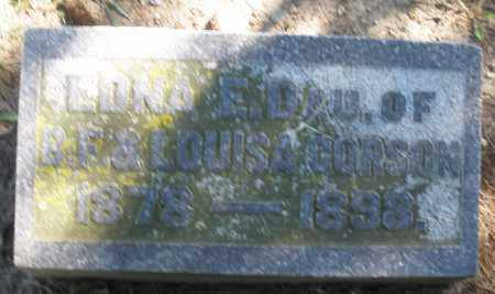 CORSON, EDNA E. - Madison County, Ohio | EDNA E. CORSON - Ohio Gravestone Photos