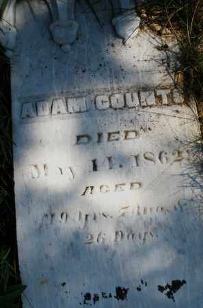 COUNTS, ADAM - Madison County, Ohio | ADAM COUNTS - Ohio Gravestone Photos