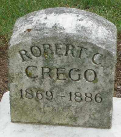 CREGO, ROBERT C. - Madison County, Ohio | ROBERT C. CREGO - Ohio Gravestone Photos