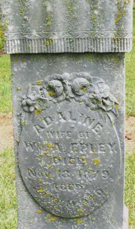 EPLEY, ADALINE - Madison County, Ohio | ADALINE EPLEY - Ohio Gravestone Photos