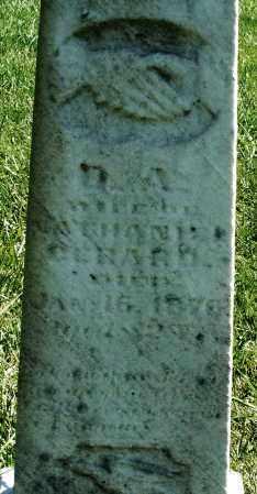GERARD, D.A. - Madison County, Ohio | D.A. GERARD - Ohio Gravestone Photos