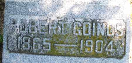 GOINGS, ROBERT - Madison County, Ohio | ROBERT GOINGS - Ohio Gravestone Photos