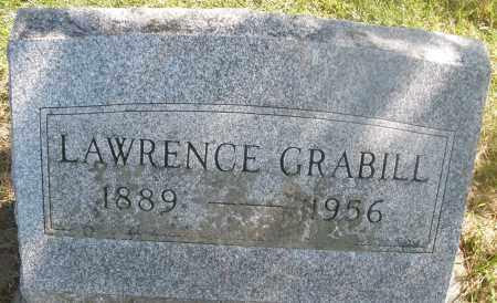 GRABILL, LAWRENCE - Madison County, Ohio | LAWRENCE GRABILL - Ohio Gravestone Photos