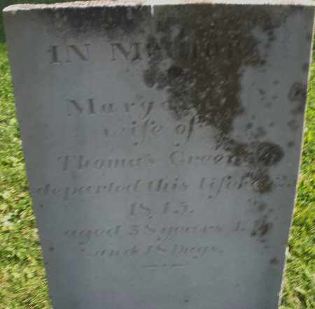 GREEN, MARY - Madison County, Ohio | MARY GREEN - Ohio Gravestone Photos
