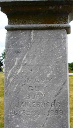 GUY, MARY - Madison County, Ohio | MARY GUY - Ohio Gravestone Photos
