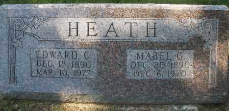 HEATH, EDWARD C. - Madison County, Ohio | EDWARD C. HEATH - Ohio Gravestone Photos