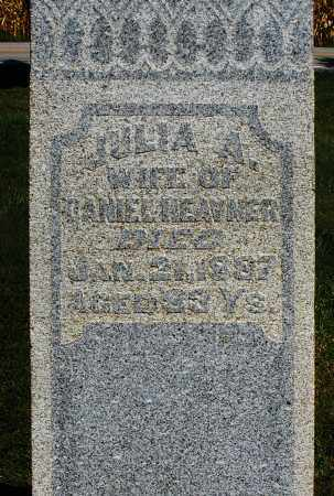 HEAVNER, JULIA A. - Madison County, Ohio | JULIA A. HEAVNER - Ohio Gravestone Photos