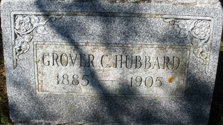 HUBBARD, GROVER C. - Madison County, Ohio | GROVER C. HUBBARD - Ohio Gravestone Photos