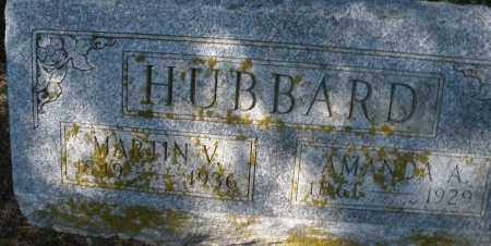 HUBBARD, AMANDA A. - Madison County, Ohio | AMANDA A. HUBBARD - Ohio Gravestone Photos