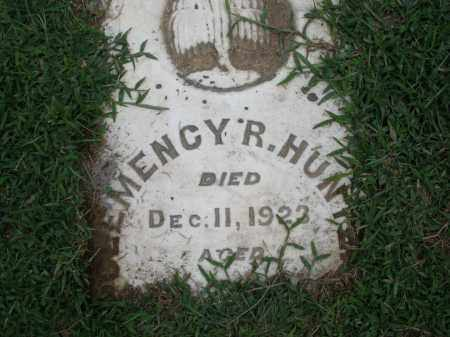 HUNTER, CLEMENCY R. - Madison County, Ohio | CLEMENCY R. HUNTER - Ohio Gravestone Photos