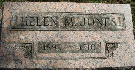 JONES, HELEN M. - Madison County, Ohio | HELEN M. JONES - Ohio Gravestone Photos