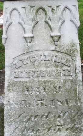 KILGORE, LUCINDA - Madison County, Ohio | LUCINDA KILGORE - Ohio Gravestone Photos