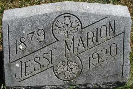 LAMBERT, JESSE MARION - Madison County, Ohio | JESSE MARION LAMBERT - Ohio Gravestone Photos