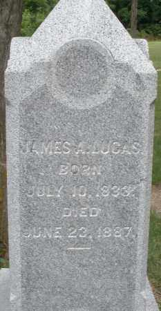 LUCAS, JAMES A. - Madison County, Ohio | JAMES A. LUCAS - Ohio Gravestone Photos