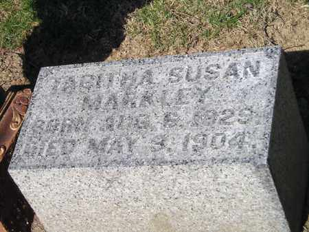 BALES MARKLEY, TABITHA SUSAN - Madison County, Ohio | TABITHA SUSAN BALES MARKLEY - Ohio Gravestone Photos