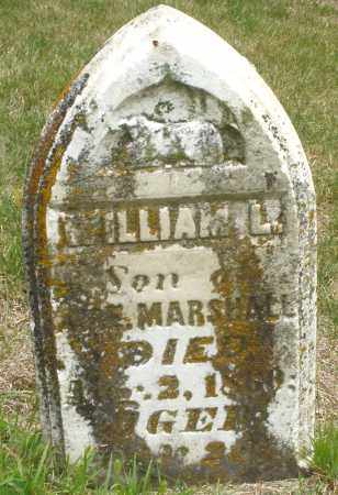 MARSHALL, WILLIAM L. - Madison County, Ohio | WILLIAM L. MARSHALL - Ohio Gravestone Photos