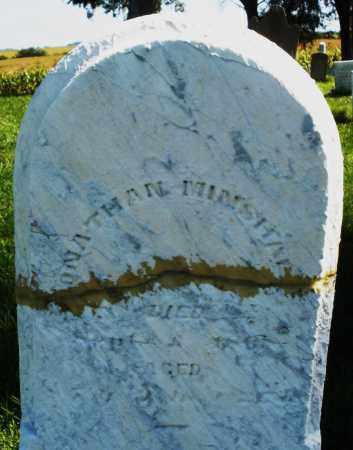 MINSHALL, JONATHAN - Madison County, Ohio | JONATHAN MINSHALL - Ohio Gravestone Photos