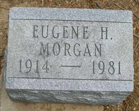 MORGAN, EUGENE H. - Madison County, Ohio | EUGENE H. MORGAN - Ohio Gravestone Photos