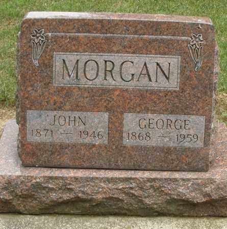 MORGAN, GEORGE - Madison County, Ohio | GEORGE MORGAN - Ohio Gravestone Photos