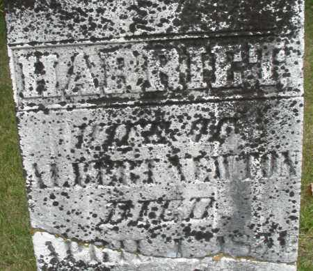 NEWTON, HARRIET - Madison County, Ohio | HARRIET NEWTON - Ohio Gravestone Photos