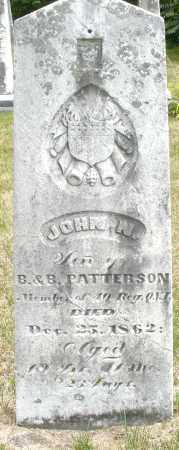 PATTERSON, JOHN N. - Madison County, Ohio | JOHN N. PATTERSON - Ohio Gravestone Photos