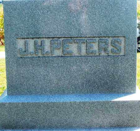 PETERS, MONUMENT - Madison County, Ohio | MONUMENT PETERS - Ohio Gravestone Photos