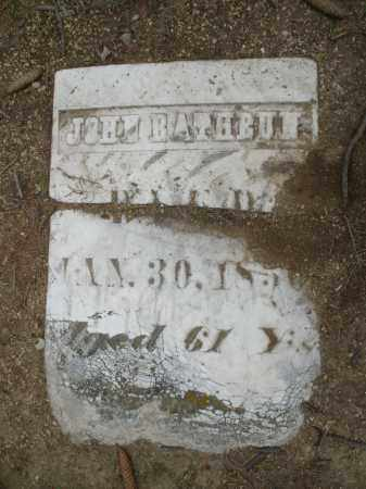 RATHBUN, JOHN - Madison County, Ohio | JOHN RATHBUN - Ohio Gravestone Photos