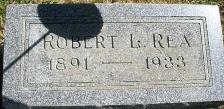 REA, ROBERT L. - Madison County, Ohio | ROBERT L. REA - Ohio Gravestone Photos