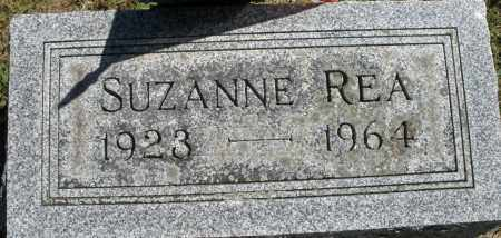REA, SUZANNE - Madison County, Ohio | SUZANNE REA - Ohio Gravestone Photos