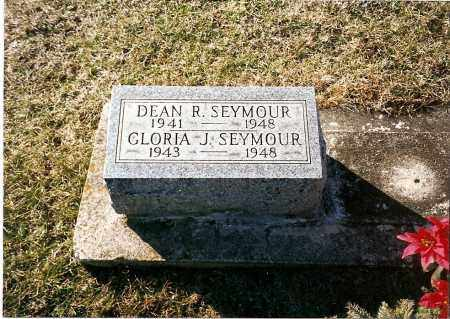 SEYMOUR, GLORIA J - Madison County, Ohio | GLORIA J SEYMOUR - Ohio Gravestone Photos