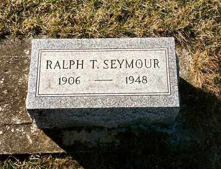 SEYMOUR, RALPH R. - Madison County, Ohio | RALPH R. SEYMOUR - Ohio Gravestone Photos