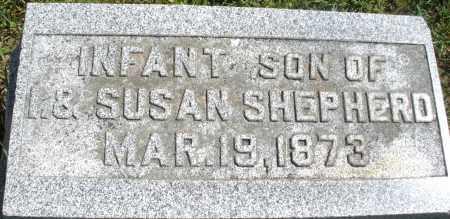 SHEPHERD, INFANT SON - Madison County, Ohio | INFANT SON SHEPHERD - Ohio Gravestone Photos