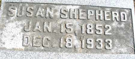 SHEPHERD, SUSAN - Madison County, Ohio | SUSAN SHEPHERD - Ohio Gravestone Photos
