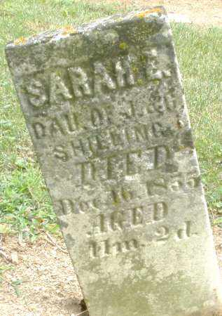 SHILLING, SARAH E. - Madison County, Ohio | SARAH E. SHILLING - Ohio Gravestone Photos