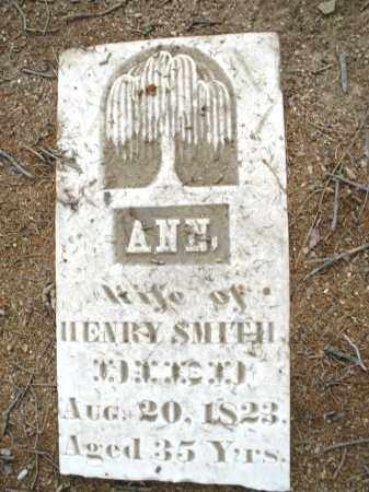 SMITH, ANN - Madison County, Ohio | ANN SMITH - Ohio Gravestone Photos