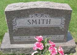 SMITH, MYRTLE - Madison County, Ohio | MYRTLE SMITH - Ohio Gravestone Photos