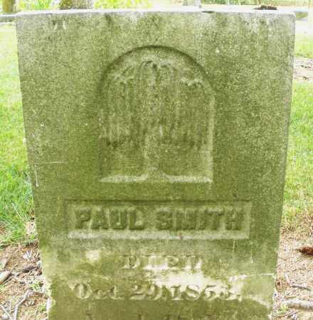 SMITH, PAUL - Madison County, Ohio | PAUL SMITH - Ohio Gravestone Photos