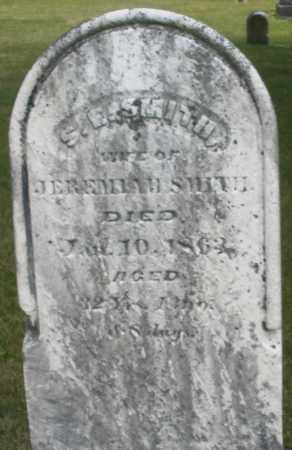 SMITH, S. E. - Madison County, Ohio | S. E. SMITH - Ohio Gravestone Photos