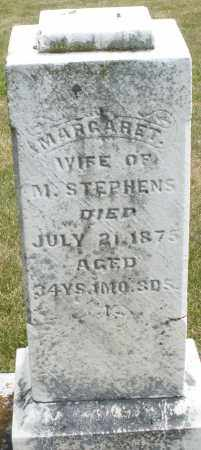STEPHENS, MARGARET - Madison County, Ohio | MARGARET STEPHENS - Ohio Gravestone Photos