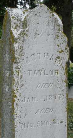 TAYLOR, JOTHAM - Madison County, Ohio | JOTHAM TAYLOR - Ohio Gravestone Photos