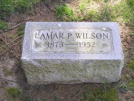 WILSON, LAMAR P. - Madison County, Ohio | LAMAR P. WILSON - Ohio Gravestone Photos