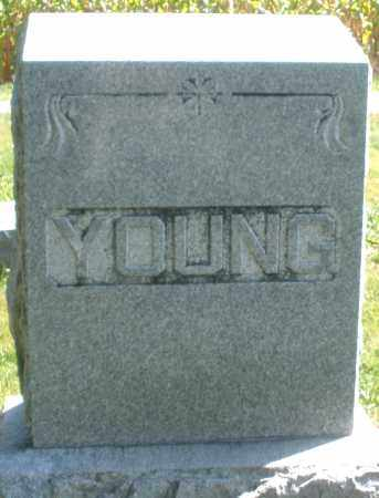 YOUNG, MONUMENT - Madison County, Ohio | MONUMENT YOUNG - Ohio Gravestone Photos