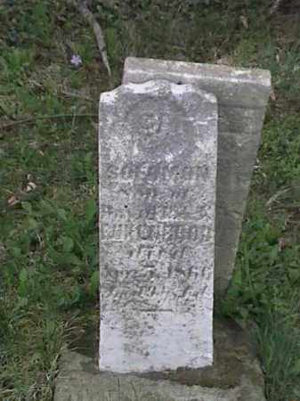 ?, SOLOMON - Mahoning County, Ohio | SOLOMON ? - Ohio Gravestone Photos