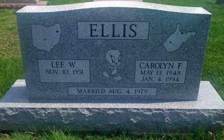 ELLIS, LEE W - Mahoning County, Ohio | LEE W ELLIS - Ohio Gravestone Photos