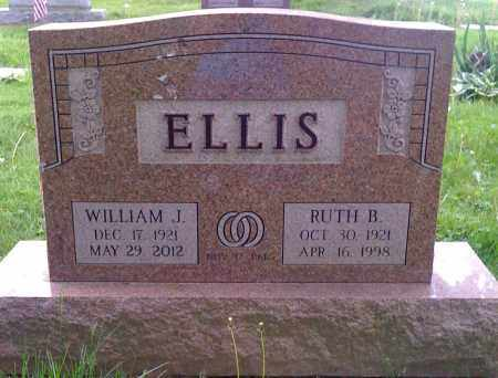 ELLIS, RUTH B. - Mahoning County, Ohio | RUTH B. ELLIS - Ohio Gravestone Photos